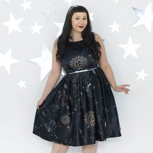Dolly and Dotty Astronomy Star Constellation Dress